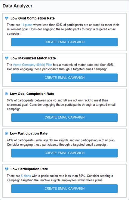iJoin Screenshot: Data Analyzer tool